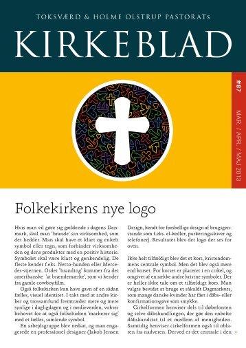 Kirkeblad nr. 87 - Toksværd Holme-Olstrup Pastorat