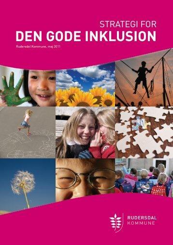 DEN GODE INKLUSION - Rudersdal Kommune