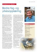 Klikk her for å få se hele Yrke nr 3 2007 - Utdanningsforbundet - Page 3
