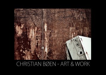 CHRISTIAN BØEN - ART & WORK - Termodress
