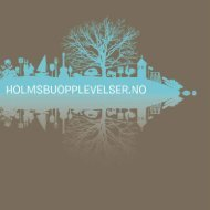 Holmsbubrosjyre (pdf) - Holmsbuopplevelser