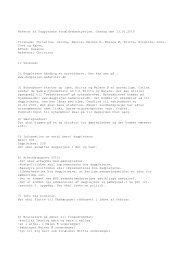 Referat af Dagplejens forældrebestyrelse. Onsdag den 13.01.2010 ...
