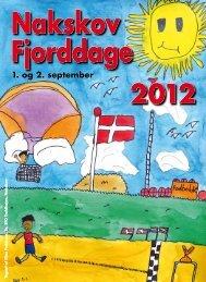 1. og 2. september - Nakskov Fjord