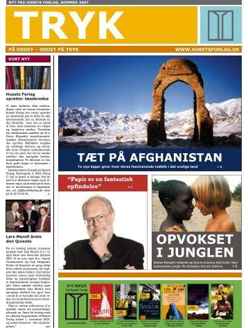 OPVOKSET I JUNGLEN - Husets Forlag