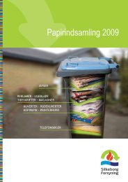 Papirindsamling 2009 - Silkeborg Forsyning