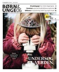 Læs Børn&Unges tema om Matematik og Science (pdf - Bupl