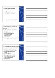 Forretningskendetegn og varemærker - Legal Risk Management