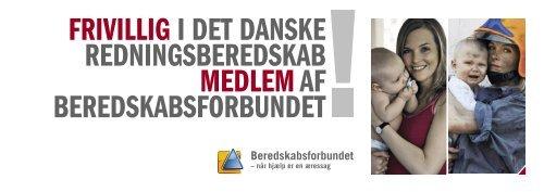 FRIVILLIG I DET DANSKE REDNINGSBEREDSKAB MEDLEM AF ...