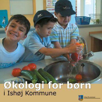 Økologi for børn - Økologi i skolen