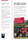 Nyhed: MF 7300 BetA - AGCO Danmark A/S - Page 2