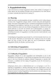 Rapportens indhold om byggepladsens indretning åbnes i PDF ...