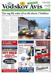 Uge 38 - september - Vodskov Avis