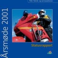 Statusrapport