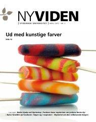 Ud med kunstige farver - LiveBook