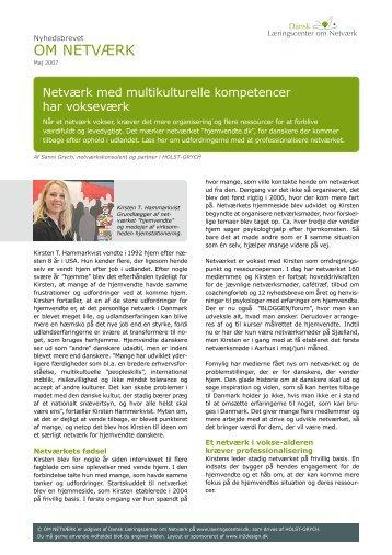 Netværk med multikulturelle kompetencer har vokseværk - Dansk ...