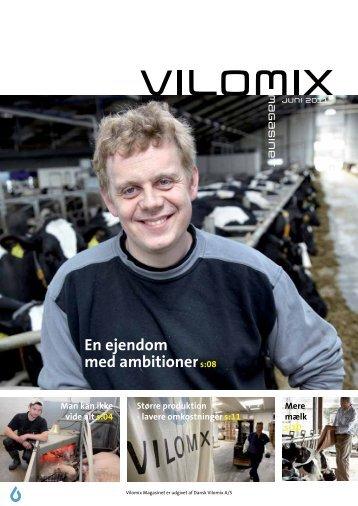 en ejendom med ambitioner - Vilomix