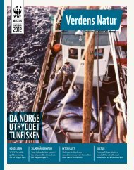 Verdens Natur - WWF
