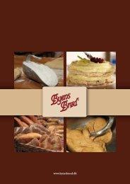 Kvalitetsbrød i årtier - Byens Brød