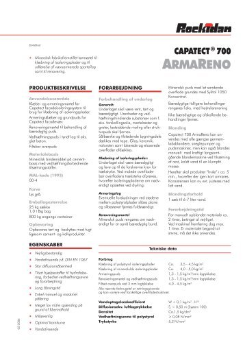 ARMARENO - Rockidan
