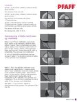 """ambition™ Quilt"" (pdf) - Pfaff - Page 6"