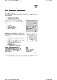 Side 1 af 1 Drift og vedligehold - EXPAN A/S 23-09-2009 http ...
