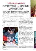 Munnpleien nr 2.-2005 - Norsk Tannvern - Page 6