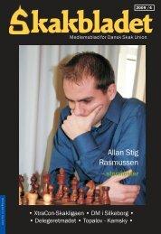 Allan Stig Rasmussen - Dansk Skak Union