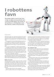 I robottens favn - Pharmadanmark