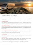 Ekstraudstyr - Vendelbo Vans Autocampere - Page 2