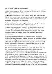 Elevrådets tale til 50-års jubilæum.pdf - Virring Skole