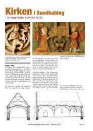 Læs arkitektens artikel om kirkebyggeriet her - Middelaldercentret