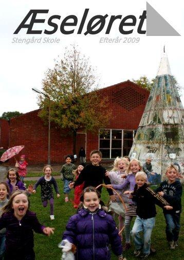 2009 3. Efterår æseløret - Stengård Skoles hjemmenside