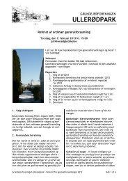 Referat fra Ordinær Generalforsamling 2013 - Grundejerforeningen ...