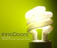 Dørens rejse del 2 – Udfordringer for innovation – fra ... - Innodoors