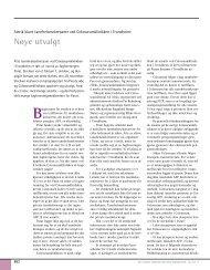 Nøye utvalgt - Den norske tannlegeforenings Tidende