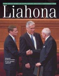 November 2004 Liahona