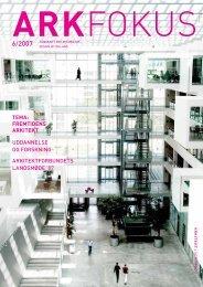 fremtidens arkitekt - Arkitektforbundet