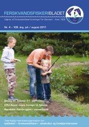 ferskvandsfiskeri bladet - Ferskvandsfiskeriforeningen
