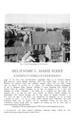 Skt. Marie Kirke - Danmarks Kirker - Nationalmuseet