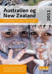 FDM Australien og NZ