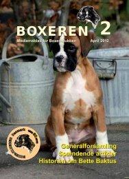 Boxeren 2-2012 - Boxerklubben
