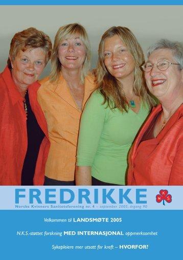 Fredrikke - Norske Kvinners Sanitetsforening