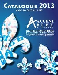 Catalogue taureaux Bleue du Nord