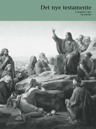 Evangeliets lære - The Church of Jesus Christ of Latter-day Saints
