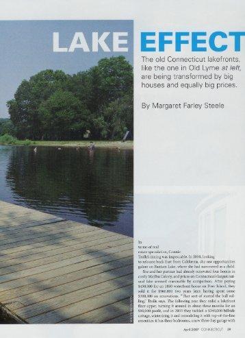 EFFECT - Litchfield Hills Properties, LLC