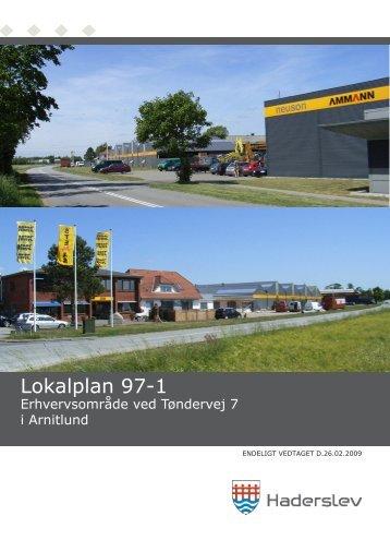 Lokalplan 97-1