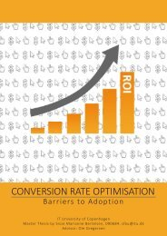 CONVERSION RATE OPTIMISATION - Get a Free Blog