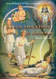 REINKARNATION & KARMA 03 - 1:2 - Hardy Bennis - Visdomsnettet