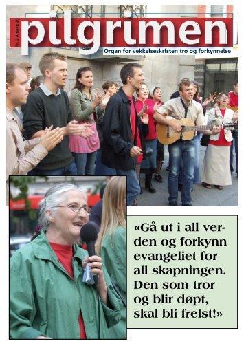 Pilgrimen 2012-2 - Menigheten Pilgrimsfolket