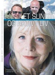 Et sund og aktivt liv - Fokusmagasinet